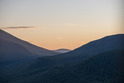 Mountain Summer Sunset -  Whiteface Mt., New York   369-3770