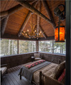 Adk Style Sleeping Porch